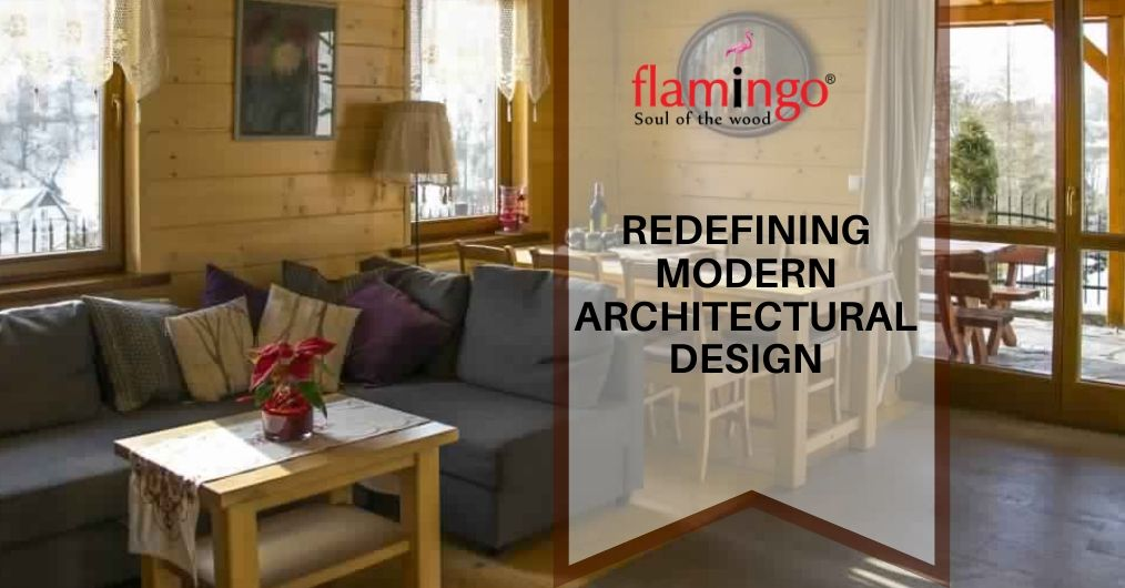 Redefining Modern Architectural Design with Flamingo Wood Veneer